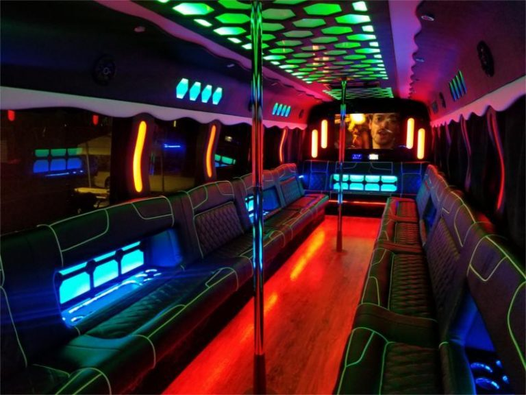 Ensuring That All Party Bus Attendees Have a Good Time
